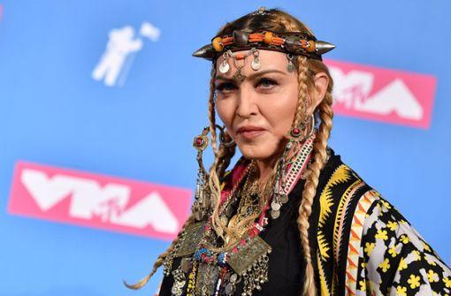 Madonna-Mitarbeiter verbreitet frühe Demoaufnahmen