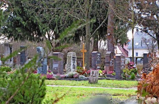 Wohnungen statt neuer Gräber?