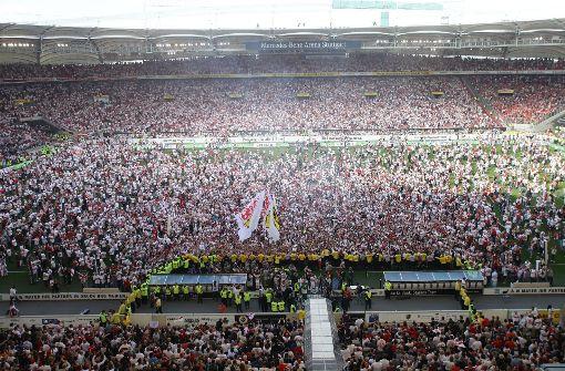 Das sind Deutschlands meistbesuchte Fußball-Arenen