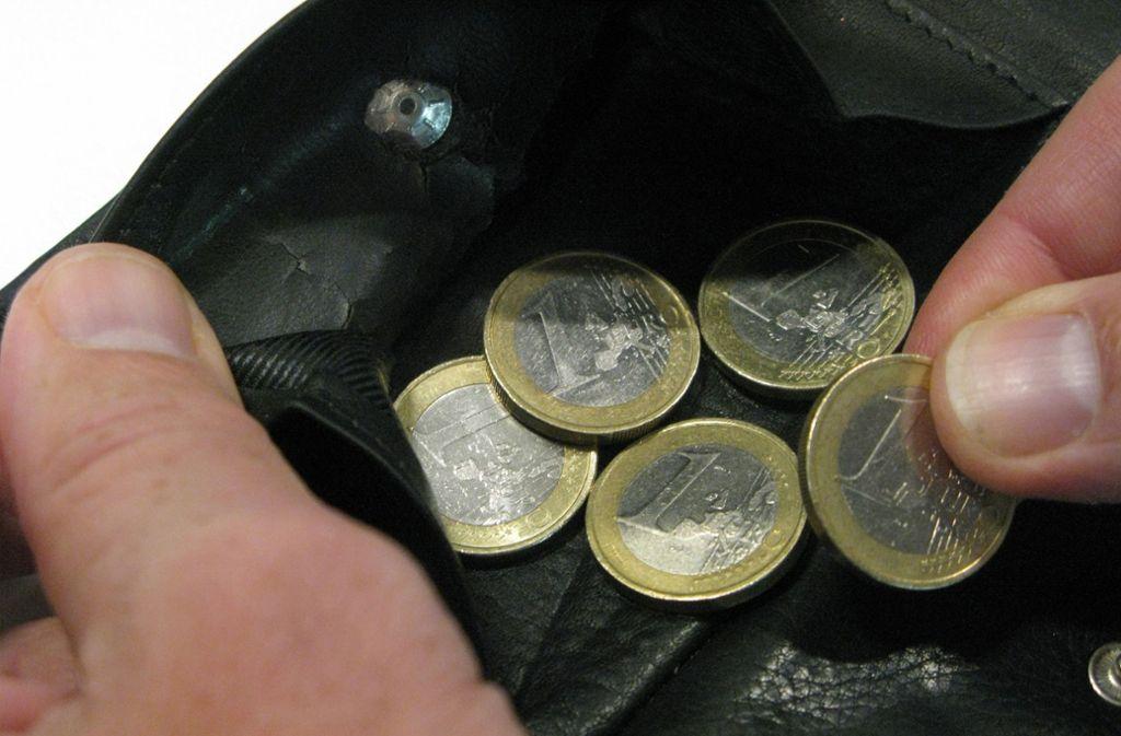 Das Säckel in Heimsheim bleibt mit rund acht Millionen Euro Rücklage gut gefüllt. Foto: dpa