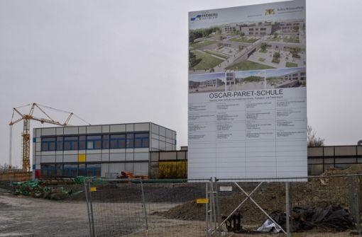Gemeinden sollen sich mit  7,5 Millionen am Neubau beteiligen