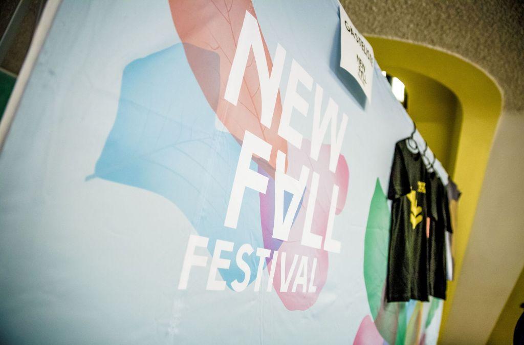 Das New Fall Festival soll mit 40000 Euro gefördert werden. Das bringt die örtliche Szene auf die Idee, ebenfalls städtische Fördergelder zu fordern. Foto: Lichtgut/Julian Rettig