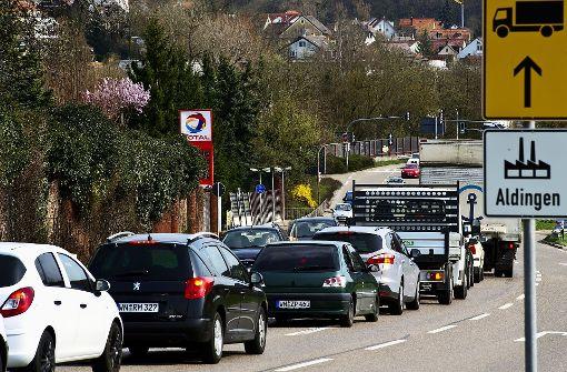 Streit um Nordostring und Filderauffahrt geht weiter