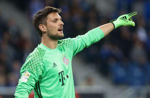 Keeper Sven Ulreich darf FC Bayern verlassen