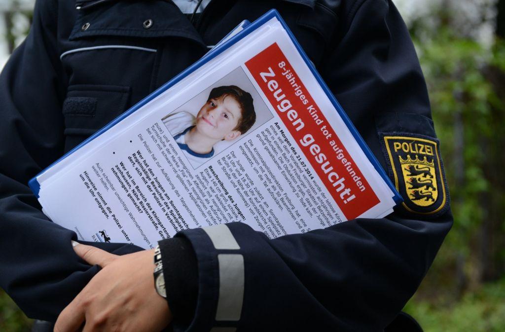 Zwei Jahre nach dem gewaltsamen Tod des acht Jahre alten Armani in Freiburg haben die Ermittler alle Spuren abgearbeitet. Die Polizei hat die Akten geschlossen. Foto: dpa