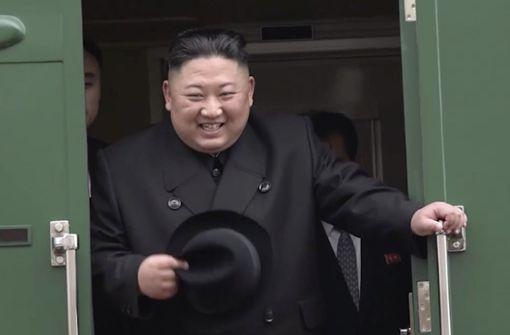 Kim Jong Un bereit für Gipfel mit Putin