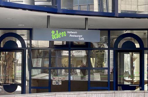 Café Isla schließt, Umzug des Vollwertrestaurants Iden unklar