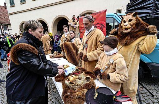 Wenn die Kirche den Karnevalisten gehört