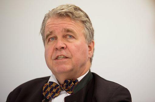 Heinrich Fiechtner soll Geld für Mandatsverzicht geboten worden sein