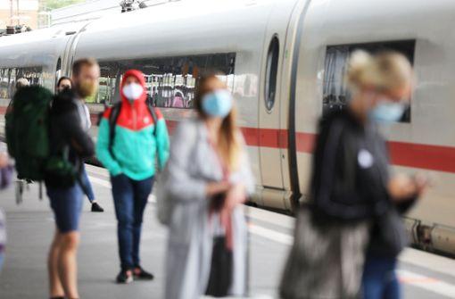 """Zugbegleiter sollen keine Corona-""""Hilfssheriffs"""" werden"""