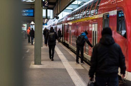 Kaputte Gleise bremsen Züge am Hauptbahnhof aus