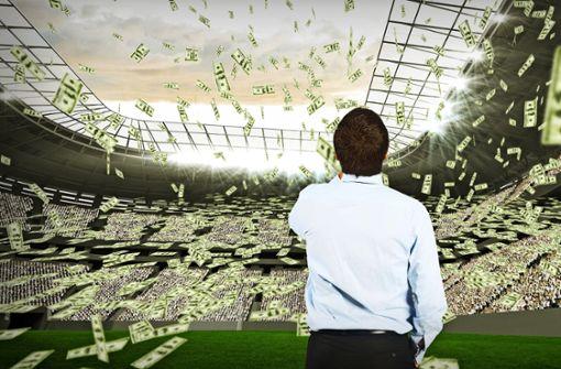 Der Geldmaschine Profifußball Fesseln anlegen
