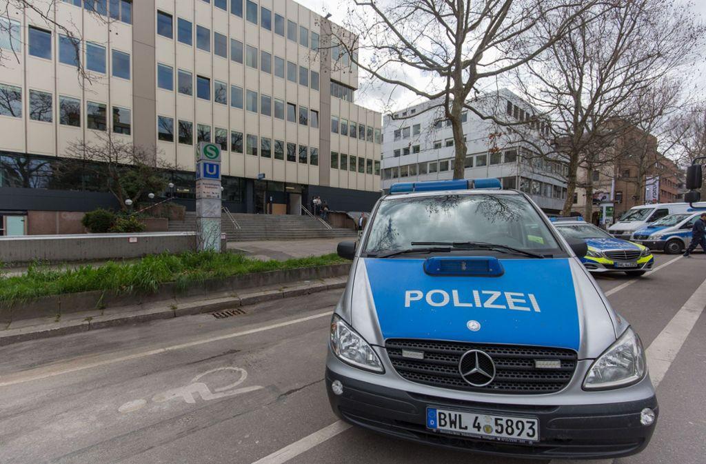 Die Polizei Stuttgart sucht Zeugen im Fall eines Exhibitionisten. (Archivfoto) Foto: 7aktuell.de/Herlinger