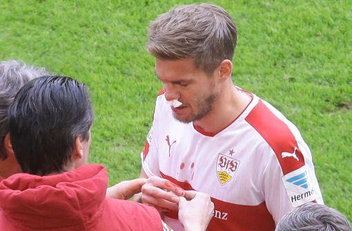 VfB-Stürmer Terodde trainiert wieder
