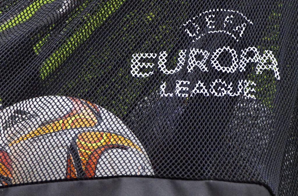 Ab der Saison 2021/2022 überträgt RTL alle Spiele der Europa League und der neuen Europa Conference League. Foto: EPA/dpa/Caroline Blumberg