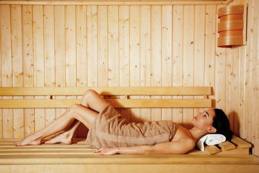 Sauna bei Erkältung