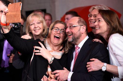 Saarland-SPD legt um neun Prozentpunkte zu