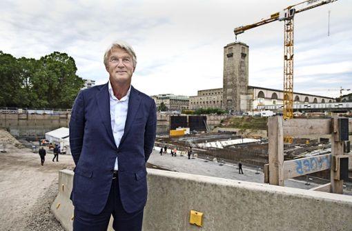 Kritik an Aussagen des Architekten Ingenhoven