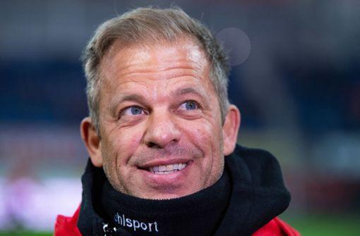Fußball-Zweitligist Darmstadt 98 hat einen neuen Trainer