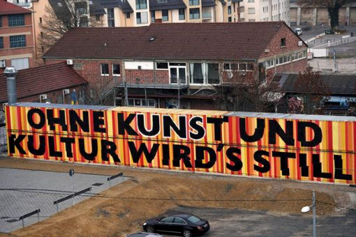 Graffiti als Support für die Kunst- und Kulturszene