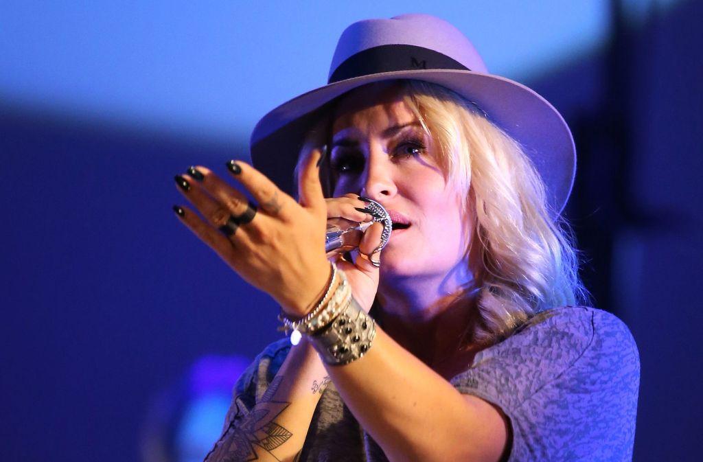 Vierfache Mama: die deutsche Sängerin Sarah Connor hat ihren Kindern keine Standard-Vornamen gegeben. Ihr jüngster Spross heißt Jax Llewyn. Foto: dpa