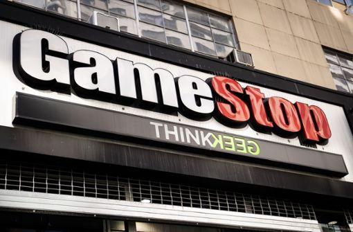 US-Broker schränkt weiter Handel mit Gamestop-Aktien ein