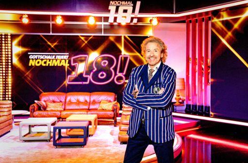 Thomas Gottschalks neue Nostalgie-Show