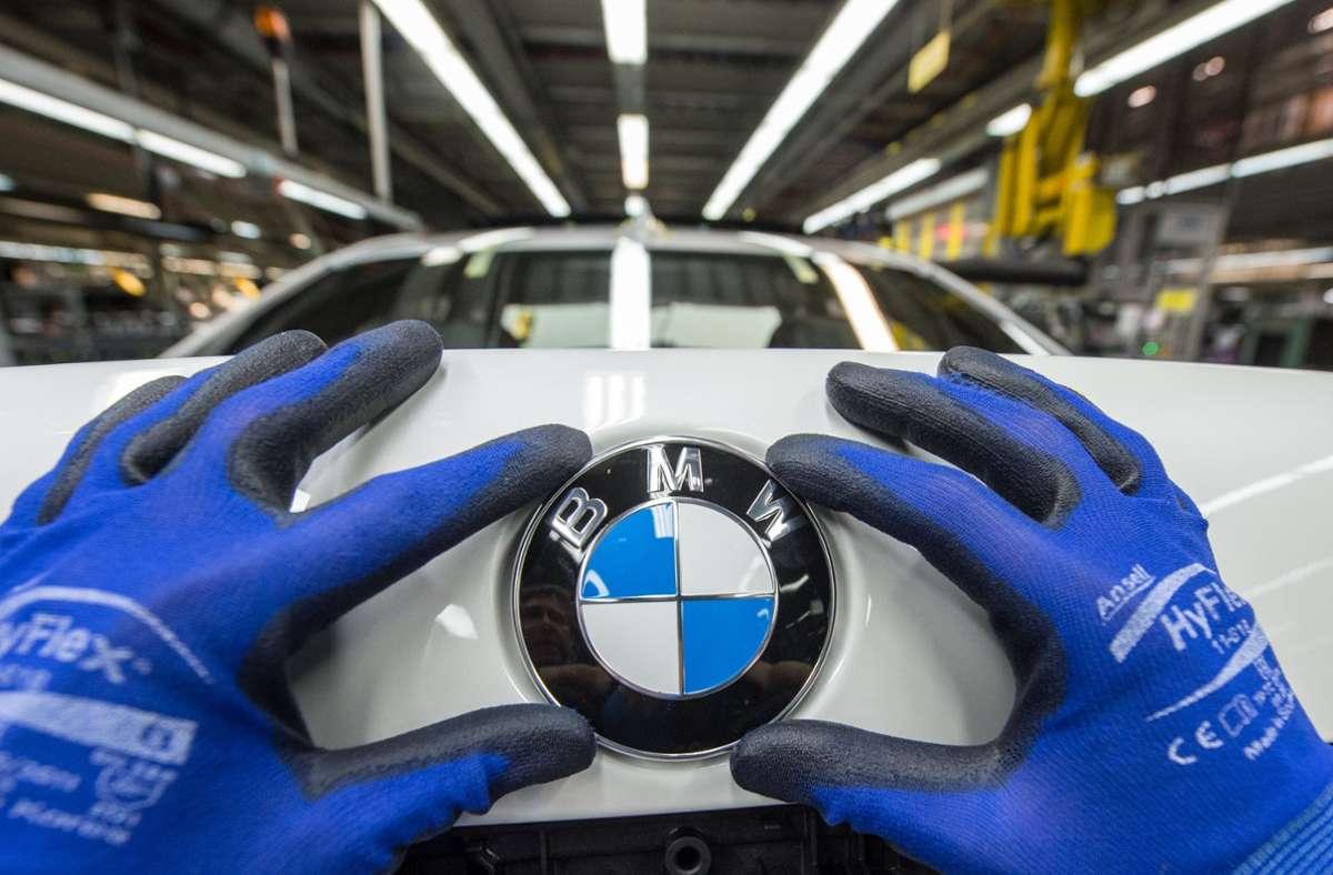 Der Diesel-Fall eines BMW-Fahrers liegt erst einmal bei EuGH. Foto: dpa/Armin Weigel
