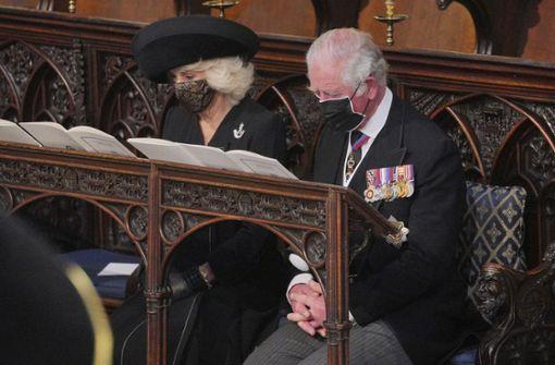 Die bewegendsten Momente bei der Trauerfeier für Prinz Philip