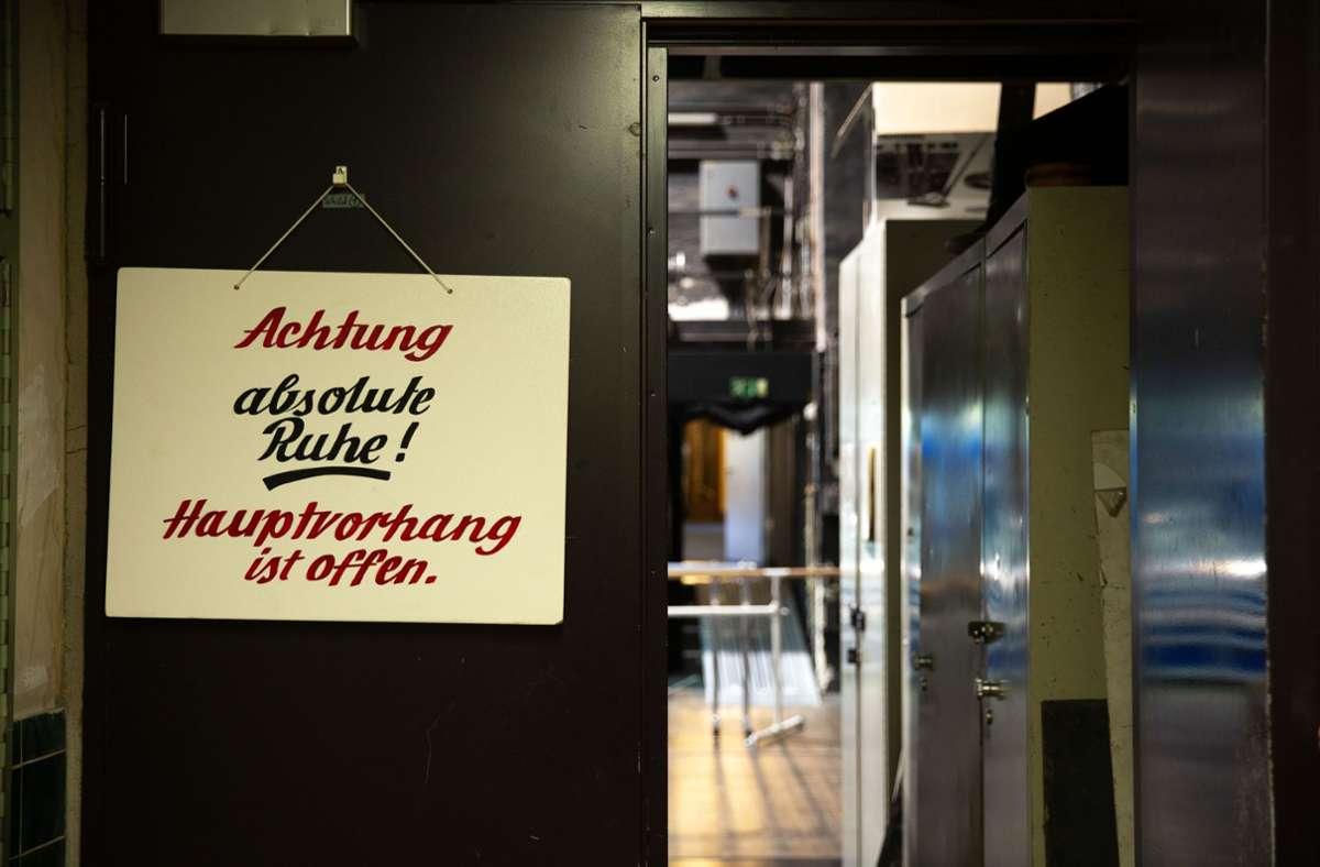 Das Staatstheater Stuttgart ist bereit für die Wiedereröffnung. (Archivbild) Foto: LICHTGUT/Leif Piechowski/Leif Piechowski