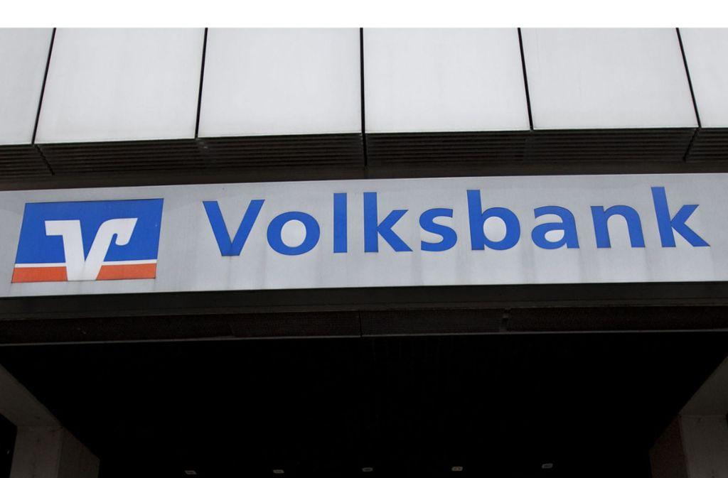 Die Präsenz vor Ort bleibt der Volksbank wichtig. Foto: Horst Rudel/Archiv