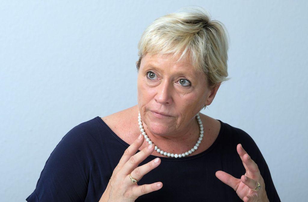 Baden-Württembergs Kultusministerin Susanne Eisenmann (CDU) Foto: dpa