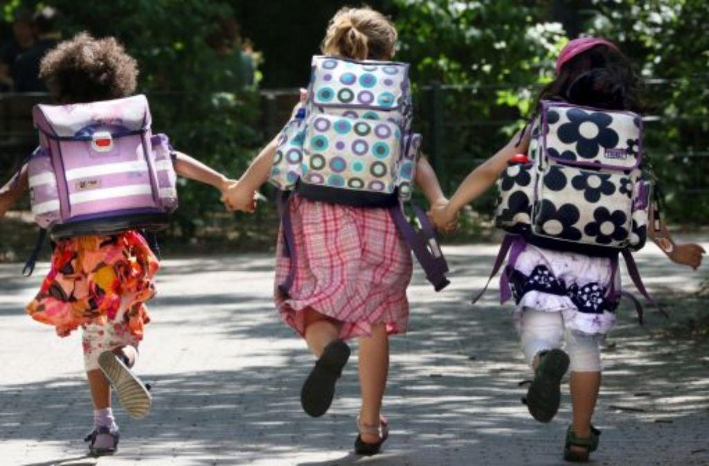 Sechs Wochen Schulferien im Sommer - ein tolles Gefühl. Foto: dpa