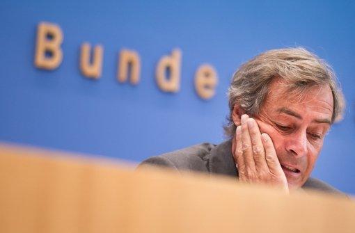 Arbeitgeberpräsident Ingo Kramer beklagt die hohe Arbeitslosenquote in vielen EU-Ländern. Foto: dpa