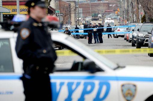 Blutbad auf Nachbarschaftsfest in Brooklyn