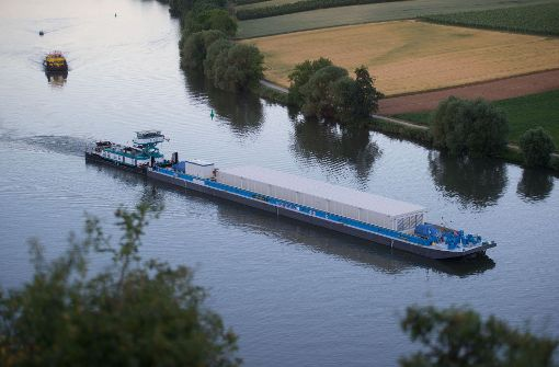 Schiff für ersten Atommüll-Transport unterwegs