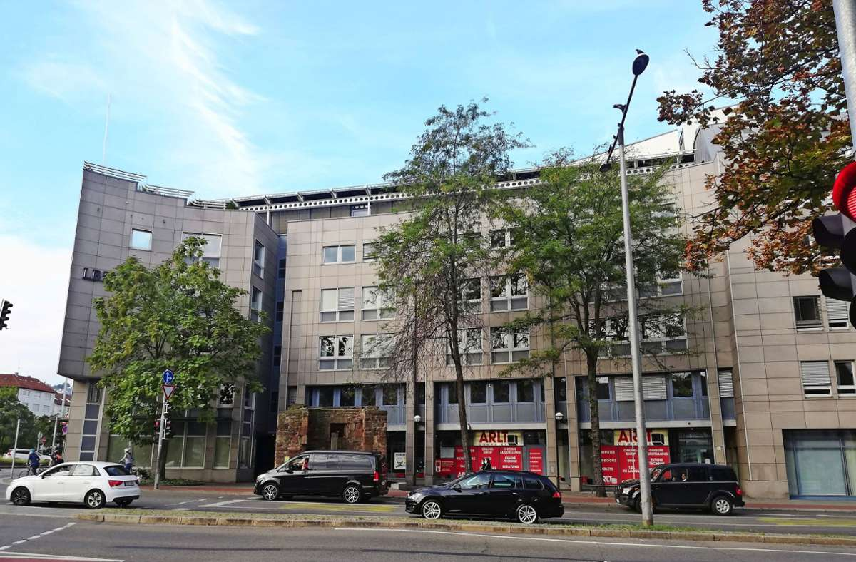 Das Gebäude an der Torstraße soll nach Umbauarbeiten das Sozialamt und andere städtische Einrichtungen beherbergen. Foto: Cedric Rehman