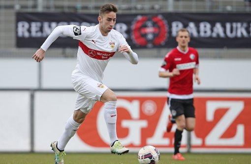 Der VfB unterliegt gegen Madgeburg