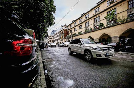 197 Parkplätze in der City fallen weg