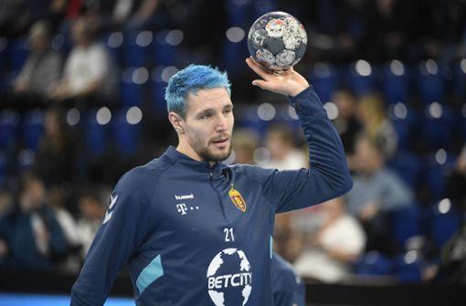 Balinger Handballer holen russischen Nationalspieler Kalarasch
