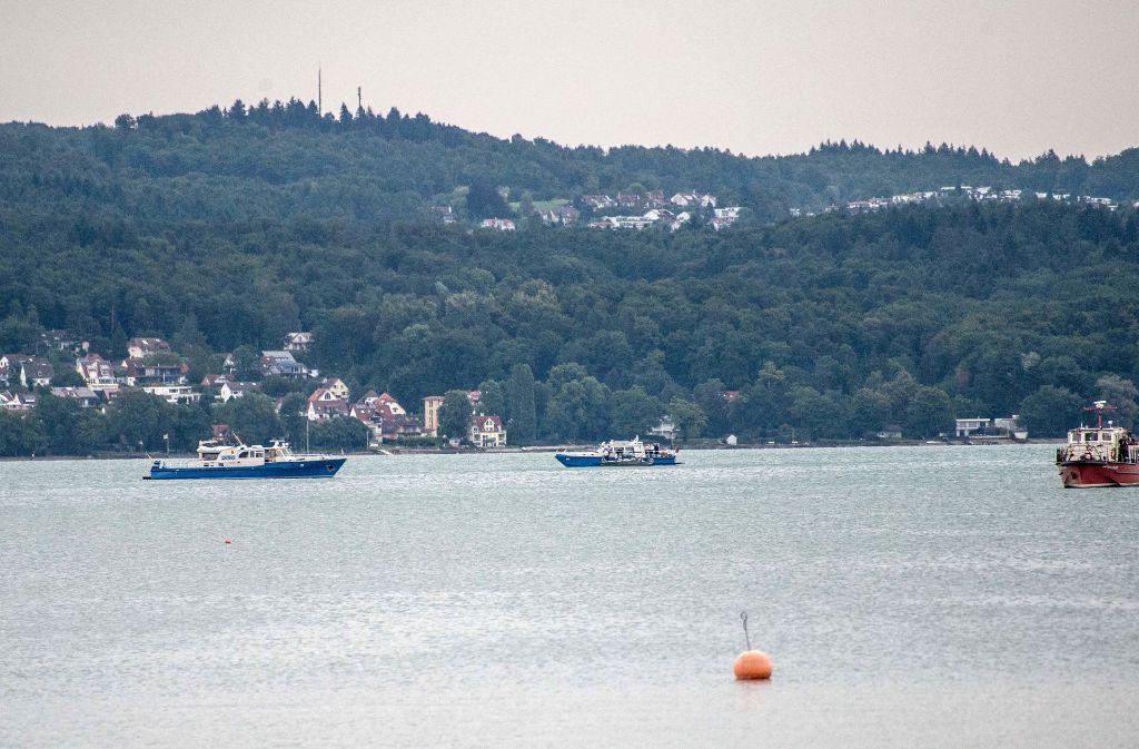 Vor Konstanz ist ein Kleinflugzeug abgestürzt. Foto: dpa