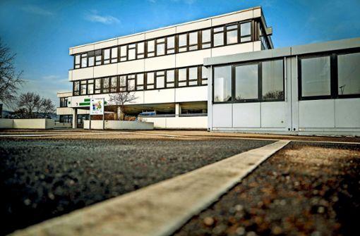 Schule wird größte Baustelle der Stadt