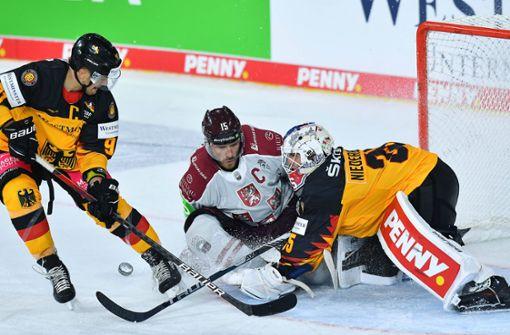 Eishockey-Team lässt sich nicht von Corona stoppen