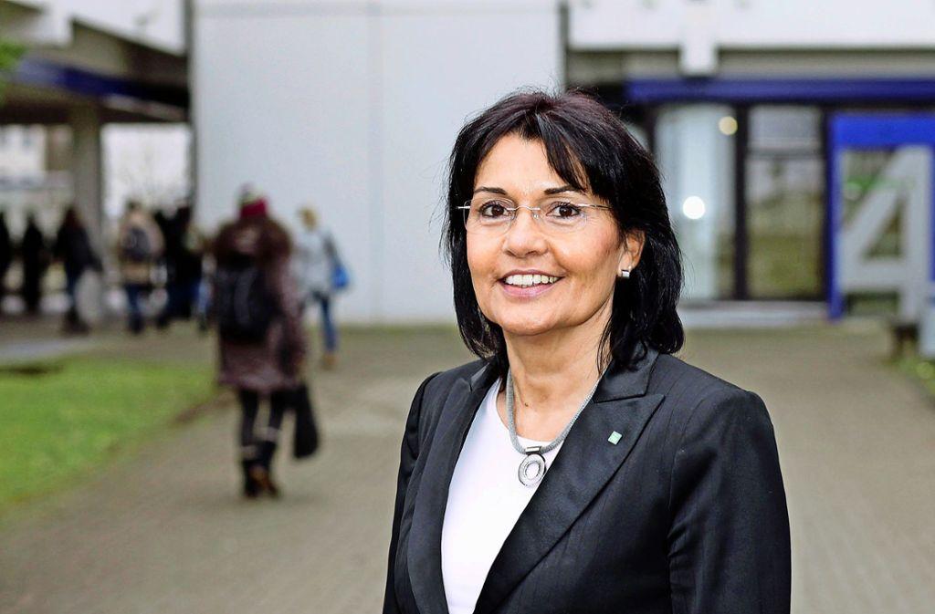 """Claudia Stöckle wird die Hochschule nicht als """"frauenfreundlich"""" empfinden. Foto: factum/weise/Weise"""