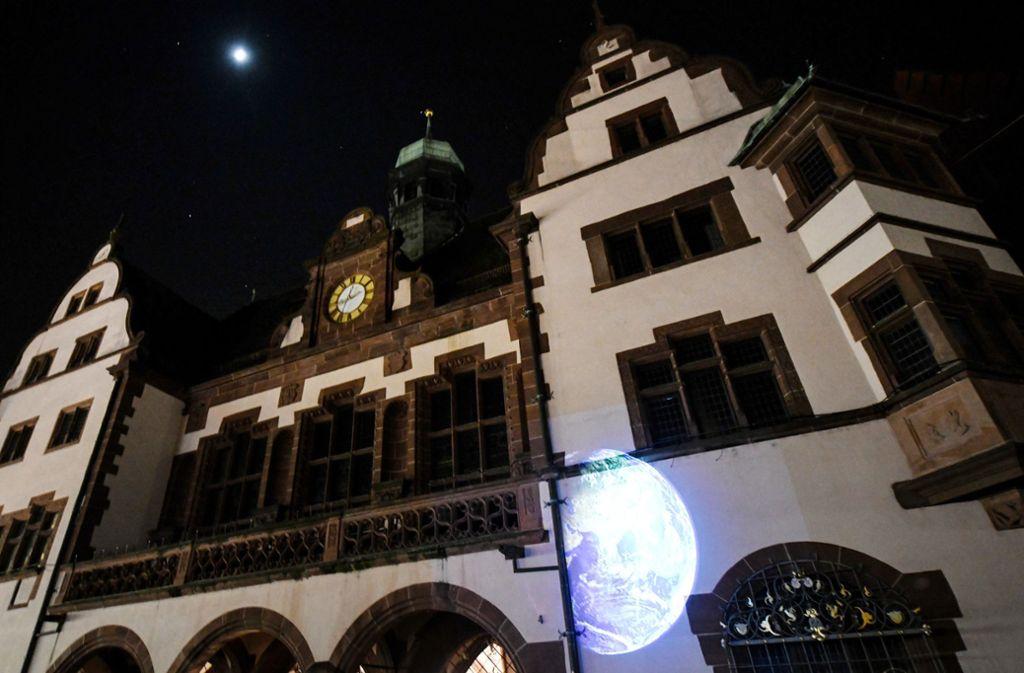 Dieses Bild stammt aus Freiburg. Foto: dpa/Patrick Seeger