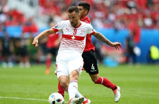 Schweiz gewinnt glücklich gegen Albanien