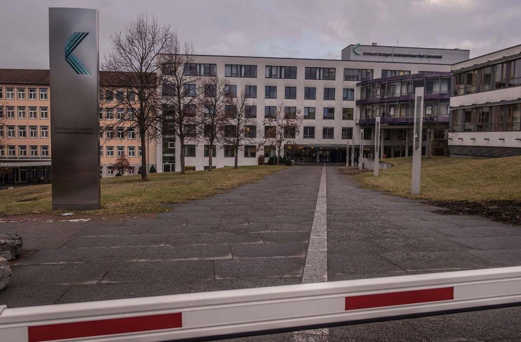 Im Krankenhaus Bad Cannstatt wurden hochresistente Keime nachgewiesen. Foto: Lichtgut/Max Kovalenko