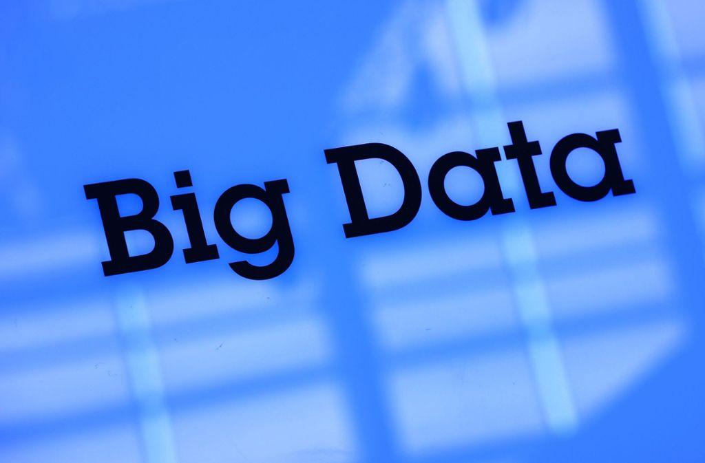 Daten werden immer wichtiger – auch im Fußball. Foto: dpa Themendienst
