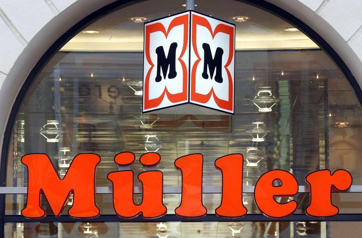 Weiteres Wachstum soll laut Müller-Geschäftsführer nach wie vor auch über neue Filialen in Fachmarktzentren und Innenstädten erreicht werden. Foto: dpa/Uwe Zucchi