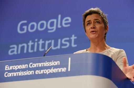 Kommt Regulierer für Internetkonzerne?